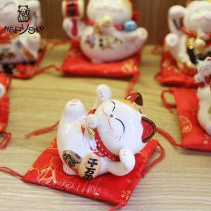 Maneki Neko - Chú Mèo May Mắn Ở Nhật Bản 1