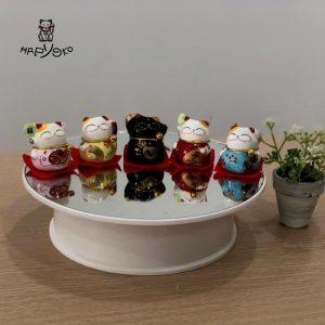 Maneki Neko - Chú Mèo May Mắn Ở Nhật Bản 4