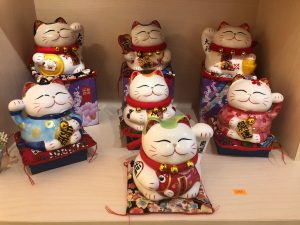 Maneki Neko - Chú Mèo May Mắn Ở Nhật Bản 3