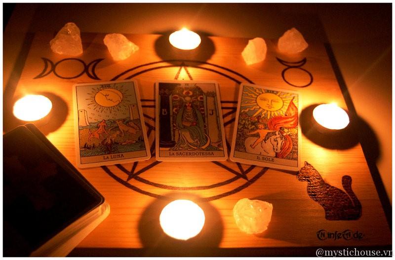 Có Nên Đặt Niềm Tin Vào Kết Quả Xem Bói Tarot 4