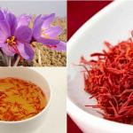 Nhụy hoa nghệ tây - hoàng đế của các loại gia vị có công dụng gì? 16