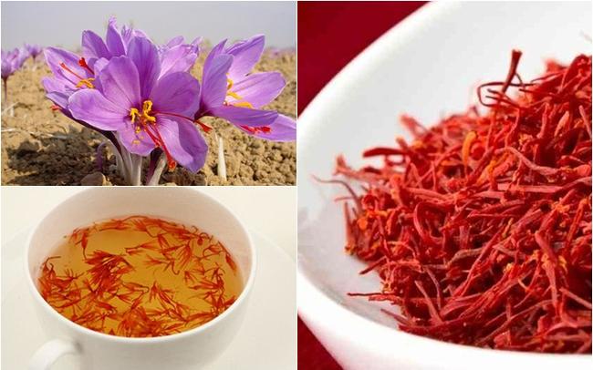 Nhụy hoa nghệ tây - hoàng đế của các loại gia vị có công dụng gì? 1