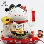 Top Mẫu Mèo Thần Tài Tặng Khai Trương Hot Nhất 13