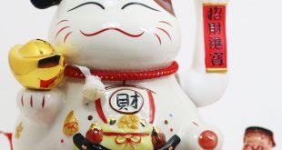 Top Mẫu Mèo Thần Tài Tặng Khai Trương Hot Nhất 9