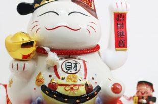 25 kim van chieu khach.Hapyoko 310x205 - Top Mẫu Mèo Thần Tài Tặng Khai Trương Hot Nhất