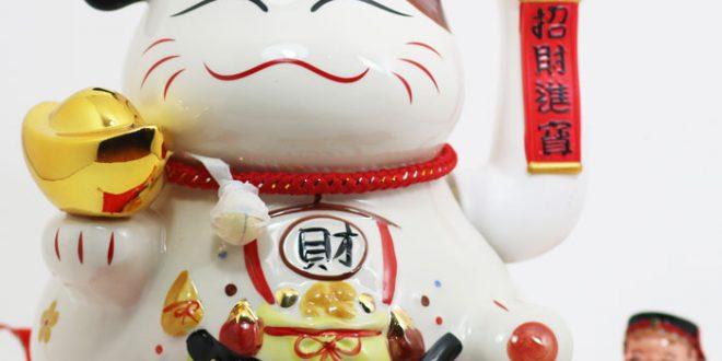Top Mẫu Mèo Thần Tài Tặng Khai Trương Hot Nhất 19