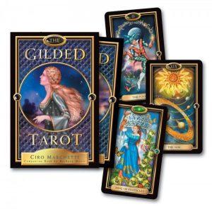Gilded Tarot 300x295 - Bộ Tarot Nào Phù Hợp Cho Những Người Mới Bắt Đầu