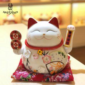 Mèo May Mắn Maneki Neko Có Nguồn Gốc Từ Đâu 5