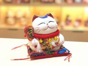 Mèo May Mắn Maneki Neko Có Nguồn Gốc Từ Đâu 4
