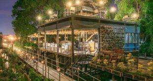 Top 5 Nhà Hàng - Khách Sạn Tổ Chim Lãng Mạn Ở Gần Việt Nam 13