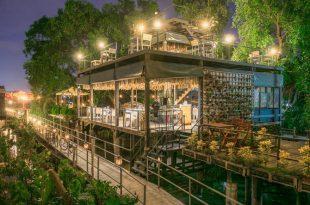 Top 5 Nhà Hàng - Khách Sạn Tổ Chim Lãng Mạn Ở Gần Việt Nam 24