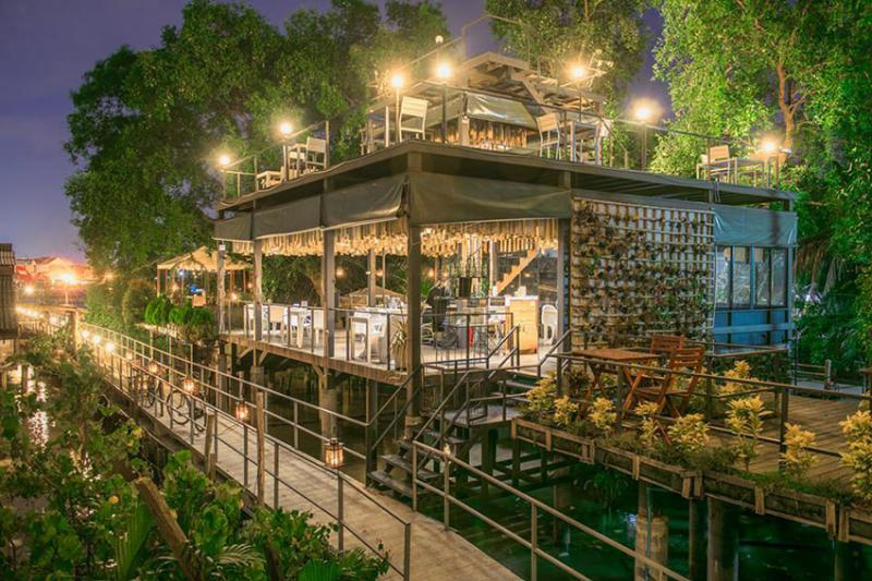 Top 5 Nhà Hàng - Khách Sạn Tổ Chim Lãng Mạn Ở Gần Việt Nam 2