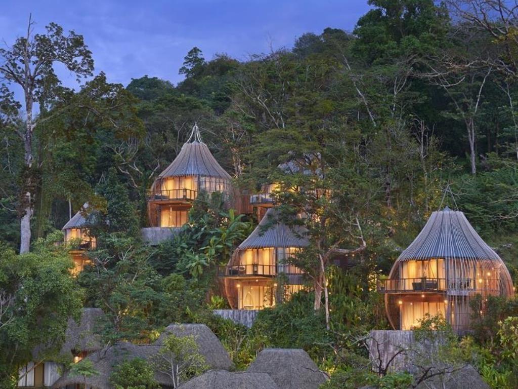 Top 5 Nhà Hàng - Khách Sạn Tổ Chim Lãng Mạn Ở Gần Việt Nam 1