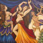 Có Thể Bạn Chưa Biết: Những Điều Thú Vị Về múa bụng 14