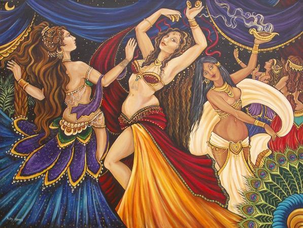 Có Thể Bạn Chưa Biết: Những Điều Thú Vị Về múa bụng 1