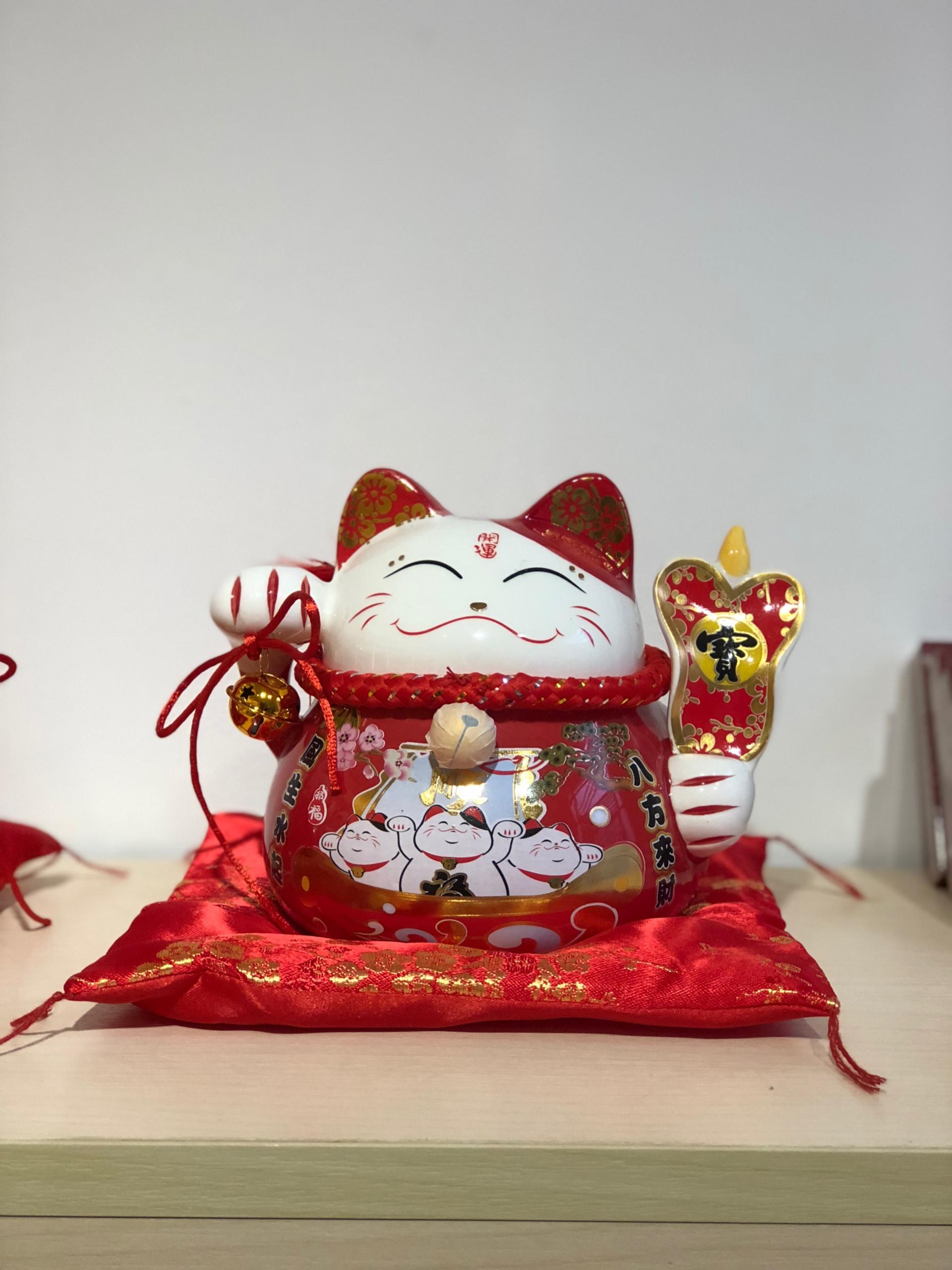 Danh Sách Các Tiêu Chí Lựa Chọn Mèo Thần Tài Làm Quà Tặng 3