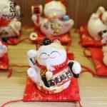 Kinh Nghiệm Khi Chọn Mèo Maneki Neko Làm Quà Tặng 10