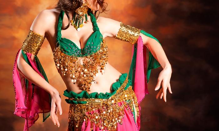 Múa Bụng - Belly Dance Giúp Gì Cho Bạn? 1