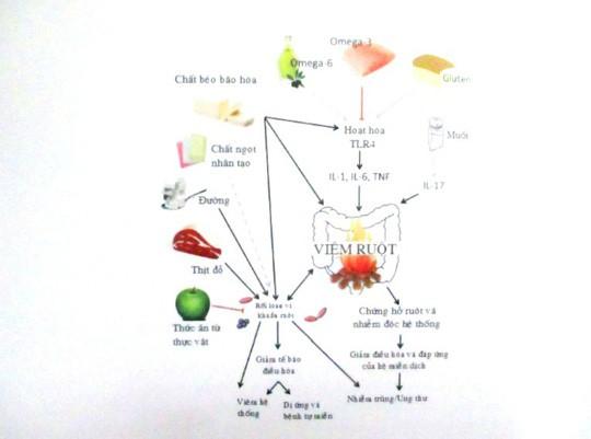 Cảnh Báo Cách Bệnh Liên Quan Đến Ăn Uống và Tình Dục 2