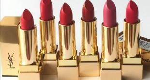 Dong son li Rouge Pur Couture của Yves Saint Laurent 310x165 - Top 5 Thỏi Son Lì Gây Bão
