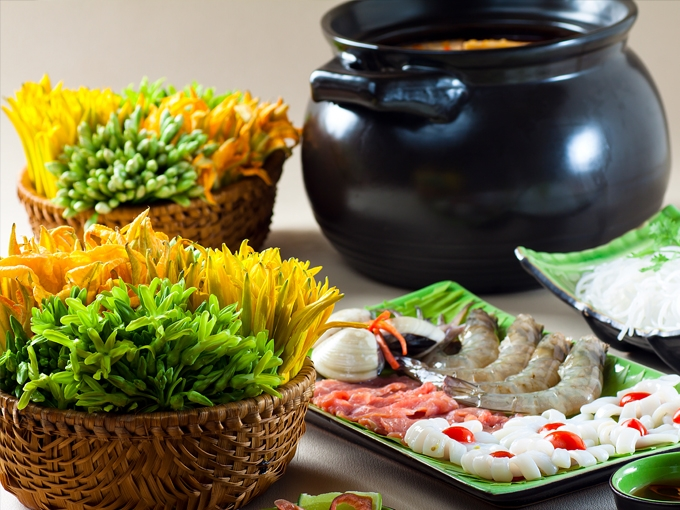 Ngỡ Ngàng Trước 7 Món Ăn Làm Từ Hoa Trong Ẩm Thực Việt 5