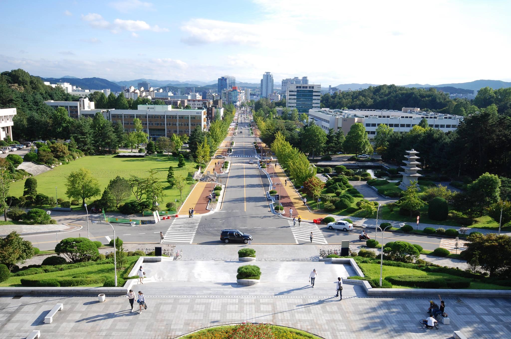 160+ Các Trường Đại Học Tại Hàn Quốc 35