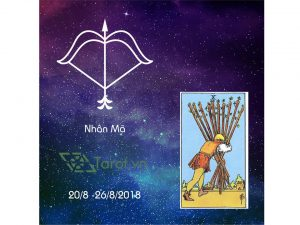 12 Cung Hoàng Đạo Tuần Từ 20/08 Đến 26/08 Năm 2018 Cùng Tarot 7