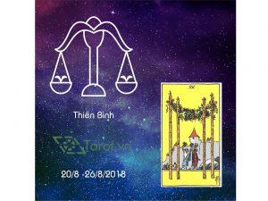 12 Cung Hoàng Đạo Tuần Từ 20/08 Đến 26/08 Năm 2018 Cùng Tarot 11
