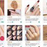 Danh Sách Các Shop Order Nguồn Hàng Nhẫn Nữ Taobao 11