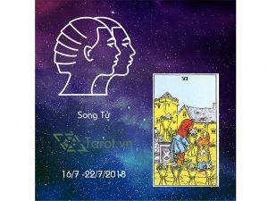 12 Cung Hoàng Đạo Tuần 16/07 Đến 22/07 Năm 2018 Với Tarot 3