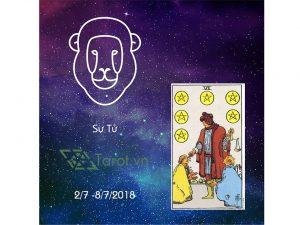 12 Cung Hoàng Đạo Dự Báo Từ 2/7 Đến 08/07 Năm 2018 Và Tarot 5