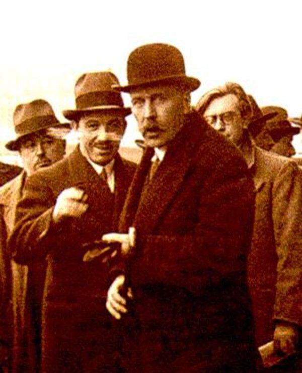 2. 1.Tham tu Marcel Guillaume - Những Thám Tử Ngoài Đời Thực Tài Ba Hơn Cả Conan Và Sherlock Holmes