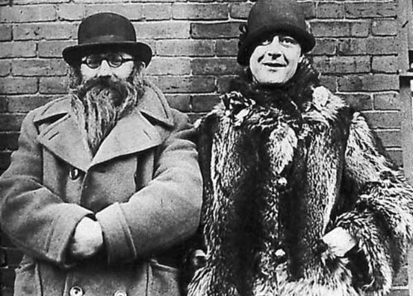 4. Izzy Einstein và Moe Smith cap doi cai trang hoan hao - Những Thám Tử Ngoài Đời Thực Tài Ba Hơn Cả Conan Và Sherlock Holmes