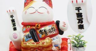 Review Top Mẫu Mèo Thần Tài Vẫy Tay Hot Nhất 6
