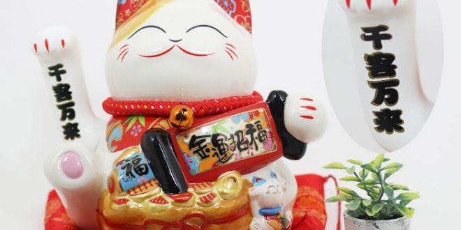 Review Top Mẫu Mèo Thần Tài Vẫy Tay Hot Nhất