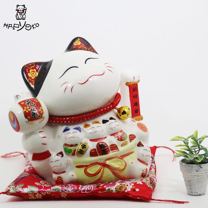 meo than tai vay tay hung nghiep vuong tai meo may man - Review Top Mẫu Mèo Thần Tài Vẫy Tay Hot Nhất