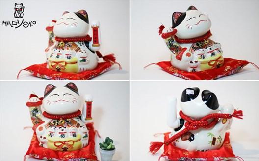 meo than tai vay tay ngu phuc lam mon tien vo nhu nuoc - Review Top Mẫu Mèo Thần Tài Vẫy Tay Hot Nhất