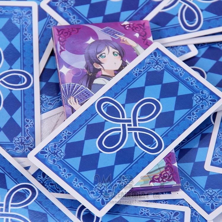 bo tarot Nojomi Tojo Cosplay Tarot - Toplist Review Bộ Bài Tarot Nào Đẹp Nhất
