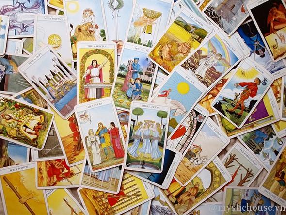 dia chi chuyen xem boi bai tarot - Xem Bói Bài Tarot: Tình Yêu - Công Việc - Tài Chính