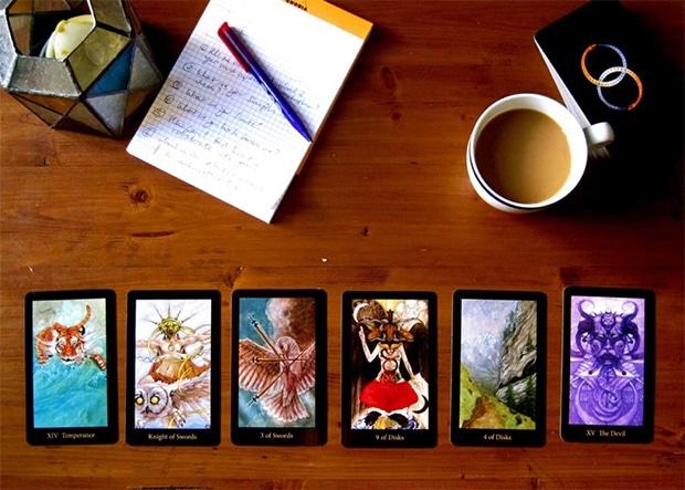 xem bai tarot - Xem Bói Bài Tarot: Tình Yêu - Công Việc - Tài Chính