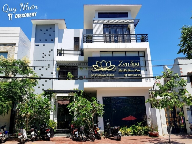 Review Zen Spa Quy Nhơn 2