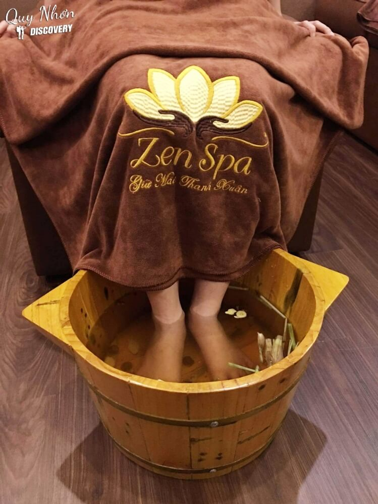 Review Zen Spa Quy Nhơn 5