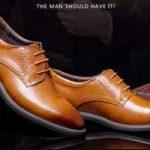 Top 10 địa chỉ mua giày tây nam đẹp chất lượng nhất TP. HCM,