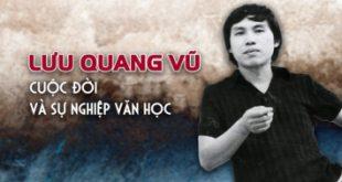 Top 10 Bài thơ hay của nhà thơ Lưu Quang Vũ