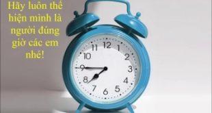Top 10 Bài văn tả chiếc đồng hồ báo thức hay nhất