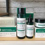 Top 10 Bộ sản phẩm trị mụn, dưỡng da tốt nhất hiện nay