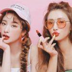 Top 10 Cây son Hàn rẻ và hot nhất 2018