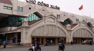 Top 10 Khu chợ nổi tiếng nhất Hà Nội