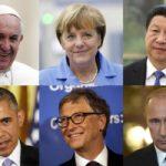 Top 10 Người quyền lực nhất thế giới năm 2018