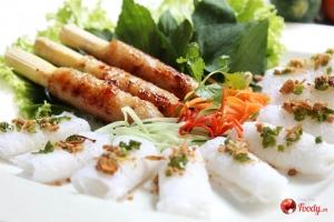 Top 10 Quán bán nem nướng ngon ở Sài Gòn được giới trẻ yêu thích nhất